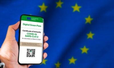 Covid-19, le passeport sanitaire européen entre en vigueur le 1er juillet